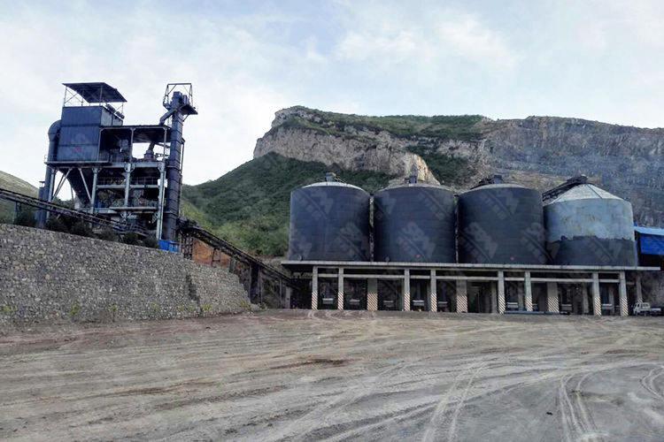 河北时产800-1000吨碎石及塔楼精品制砂生产线