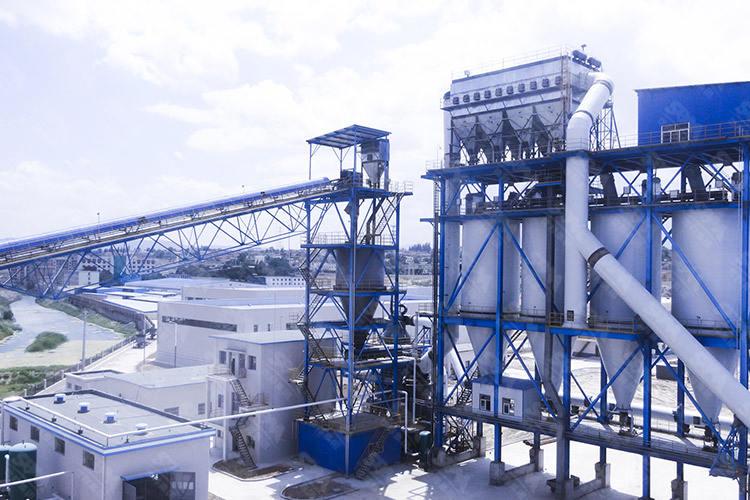 甘肃年产30万吨高效清洁煤粉项目