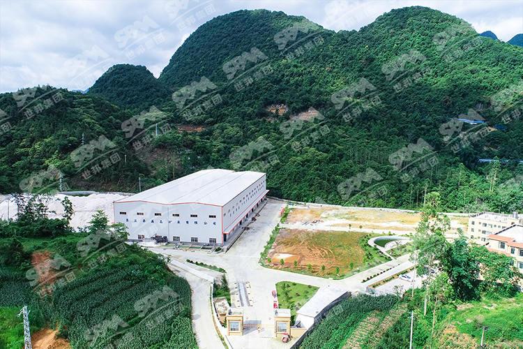 广西年产30万吨方解石超细研磨项目