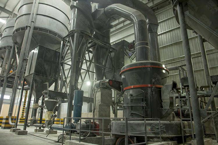 江苏年产10万吨天然石膏制粉生产线