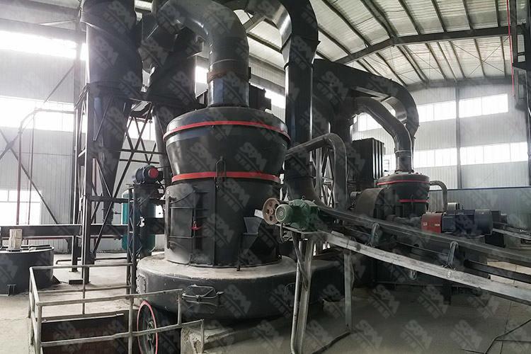 陕西年产12万吨膨润土制粉生产线