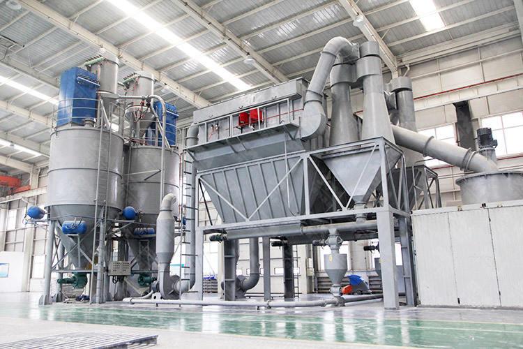 山西年产3万吨锚固剂磨粉线